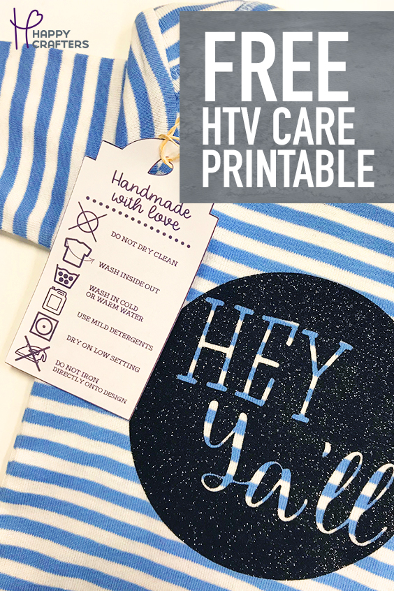 7 Tips for Washing Shirts with HTV | Heat Transfer Vinyl Washing