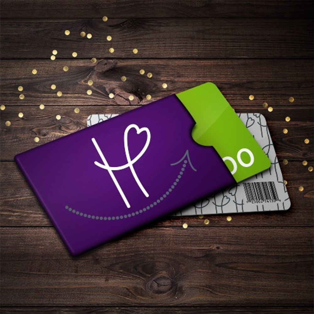 happy crafters gift card