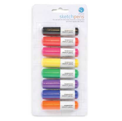 Picture of Silhouette Sketch Pen Starter Pack