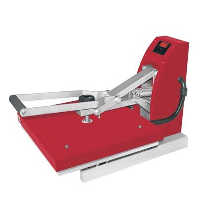 """Picture of Red Siser® Digital Clam Heat Press - 15"""" x 15"""" - Nearly New"""