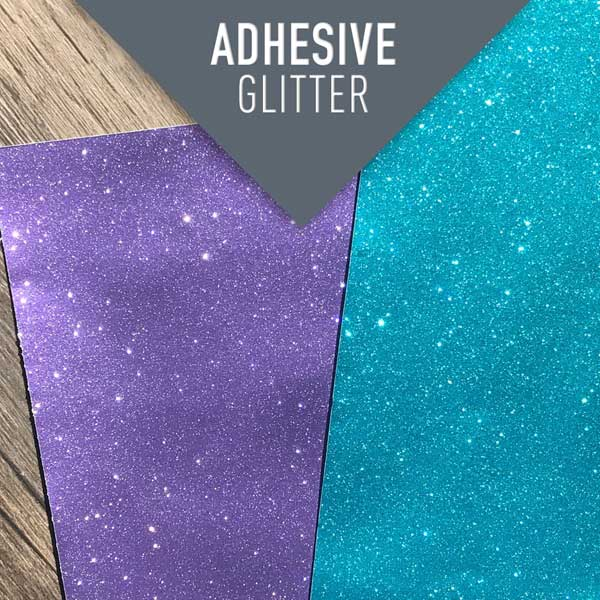 Picture of Glitter Adhesive Vinyl Permanent