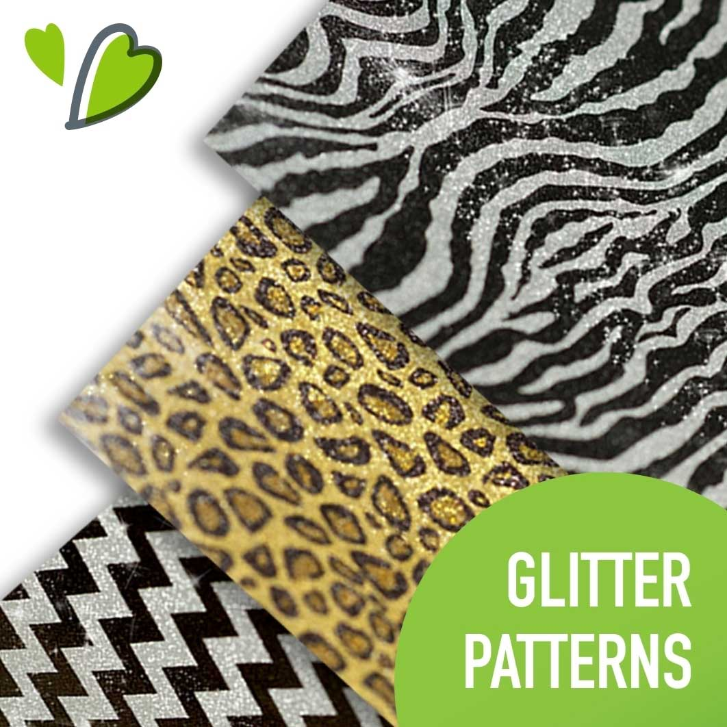 Picture of Glitter Pattern Adhesive Vinyl Permanent