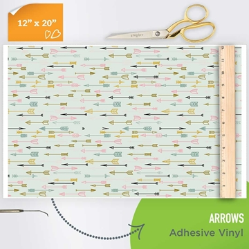 arrow-adhesive-pattern