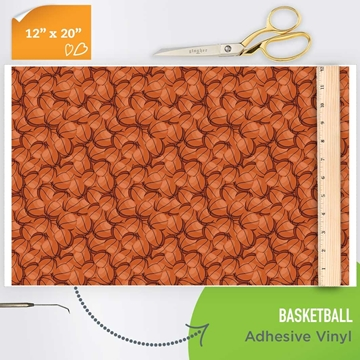 basketball-pattern-adhesive-vinyl