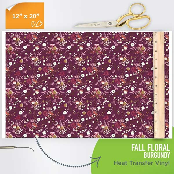 fall-floral-htv-pattern