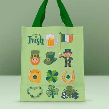 Picture of St Patrick's Day SVG Cut File Bundle