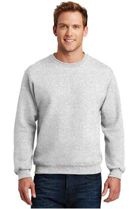 Picture of JERZEES ®  SUPER SWEATS ®  NuBlend ®  - Crewneck Sweatshirt.  4662M