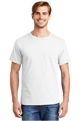 Picture of Hanes ®  - ComfortSoft ®  100%  Cotton T-Shirt.  5280