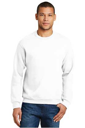Picture of JERZEES ®  - NuBlend ®  Crewneck Sweatshirt.  562M