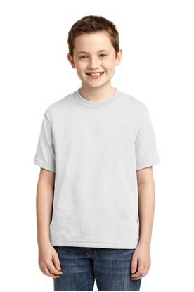Picture of JERZEES ®  - Youth Dri-Power ®  Active 50/50 Cotton/Poly T-Shirt.  29B