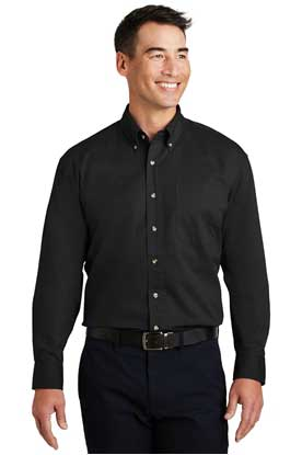 Picture of Port Authority ®  Long Sleeve Twill Shirt.  S600T
