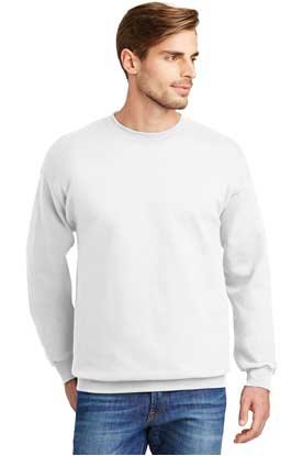 Picture of Hanes ®  Ultimate Cotton ®  - Crewneck Sweatshirt.  F260