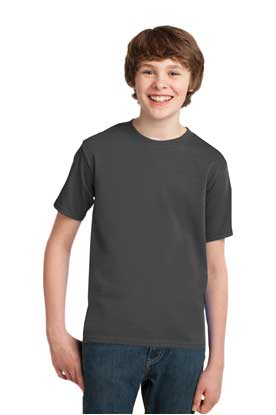 Picture of Port & Company ®  - Youth Essential Tee. PC61Y