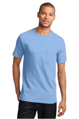 Picture of Port & Company ®  - Essential Pocket Tee. PC61P