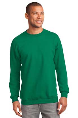 Picture of Port & Company ®  - Essential Fleece Crewneck Sweatshirt.  PC90