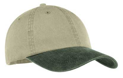 Picture of Port & Company ®  -Two-Tone Pigment-Dyed Cap.  CP83