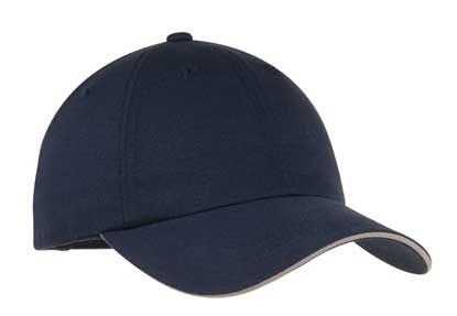 Picture of Port Authority ®  Reflective Sandwich Bill Cap.  C832