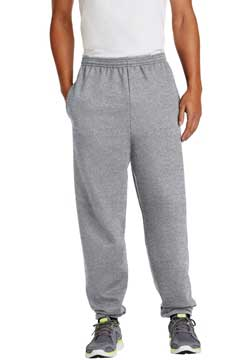 Picture of    Port & Company ®  - Essential Fleece Sweatpant with Pockets.  PC90P
