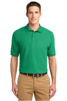 Picture of Port Authority ®  Silk Touch™ Polo.  K500