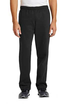 Picture of Gildan ®  Heavy Blend ™  Open Bottom Sweatpant. 18400