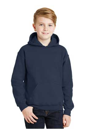 Picture of Gildan ®  - Youth Heavy Blend™ Hooded Sweatshirt. 18500B