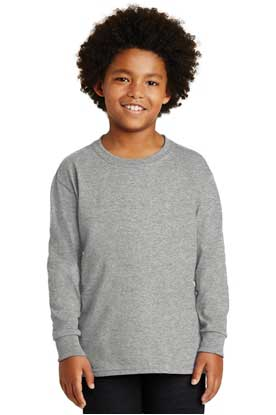 Picture of Gildan ®  - Youth Ultra Cotton ®  Long Sleeve T-Shirt.  2400B
