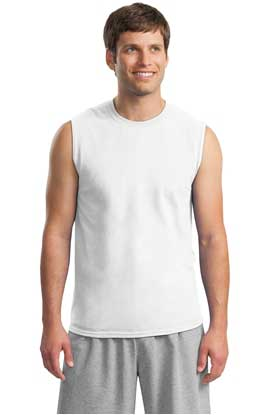 Picture of Gildan ®  - Ultra Cotton ®  Sleeveless T-Shirt.  2700