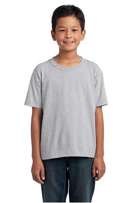 Picture of Fruit of the Loom ®  Youth HD Cotton ™  100% Cotton T-Shirt. 3930B