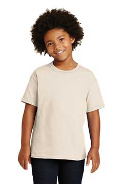 Picture of Gildan ®  - Youth  Heavy Cotton ™  100% Cotton T-Shirt.  5000B