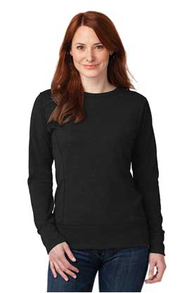 Picture of Anvil ®  Ladies French Terry Crewneck Sweatshirt. 72000L