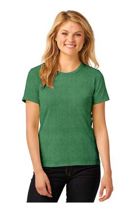 Picture of Anvil ®  Ladies 100% Combed Ring Spun Cotton T-Shirt. 880