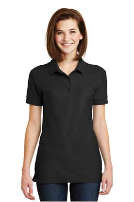 Picture of Gildan ®  Ladies 6.6-Ounce 100% Double Pique Cotton Sport Shirt. 82800L