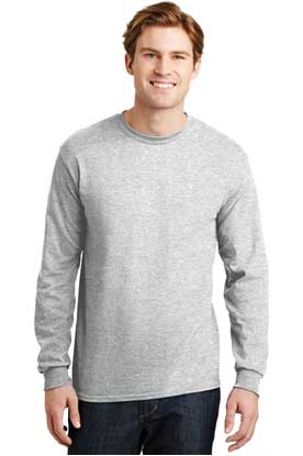 Picture of Gildan ®  - DryBlend ®  50 Cotton/50 Poly Long Sleeve T-Shirt. 8400
