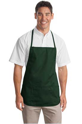 Picture of Port Authority ®  Medium-Length Apron.  A525
