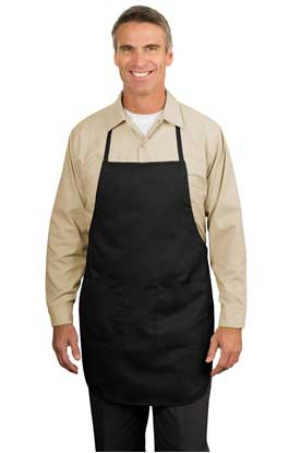 Picture of Port Authority ®  Full-Length Apron.  A520