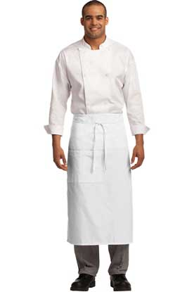 Picture of Port Authority ®  Easy Care Full Bistro Apron with Stain Release. A701