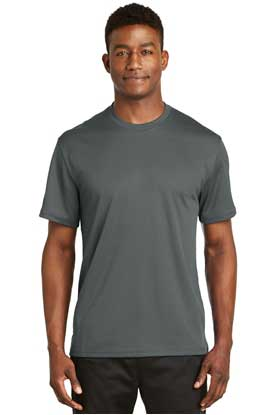 Picture of Sport-Tek ®  Dri-Mesh ®  Short Sleeve T-Shirt.  K468