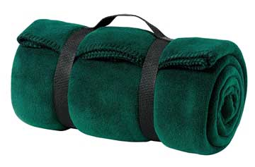 Picture of Port Authority ®  - Value Fleece Blanket with Strap.  BP10