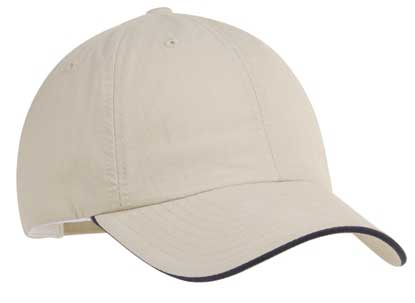 Picture of Port Authority ®  Sandwich Bill Cap.  C852