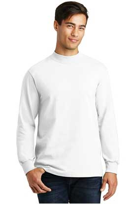 Picture of Port & Company ®  - Essential Mock Turtleneck.  PC61M