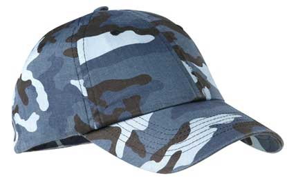 Picture of Port Authority ®  Camouflage Cap.  C851