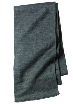 Picture of Port & Company ®  - Knitted Scarf.  KS01