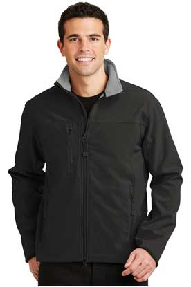 Picture of Port Authority ®  Glacier® Soft Shell Jacket.  J790
