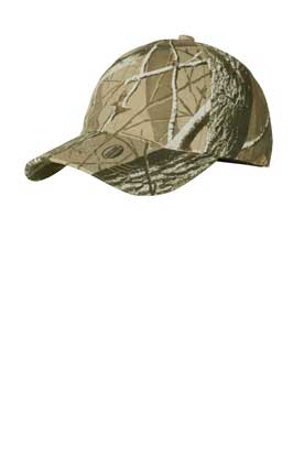 Picture of Port Authority ®  Pro Camouflage Series Garment-Washed Cap.  C871