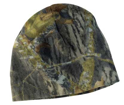 Picture of Port Authority ®  Camouflage Fleece Beanie. C901