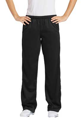 Picture of Sport-Tek ®  Ladies Tricot  Track Pant. LPST91