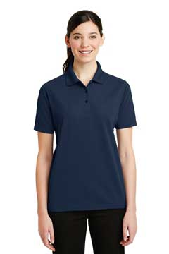 Picture of CornerStone ®  - Ladies Industrial Pique Polo. CS403