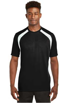 Picture of Sport-Tek ®  Dry Zone ®  Colorblock Crew. T478