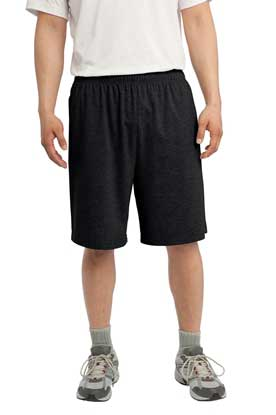Picture of Sport-Tek ®  Jersey Knit Short with Pockets. ST310