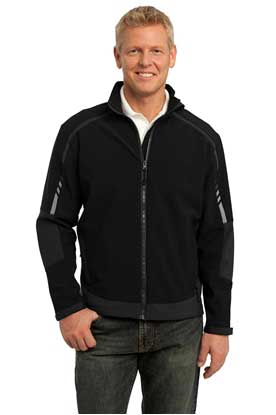 Picture of Port Authority ®  Embark Soft Shell Jacket. J307